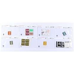 Estate Lot Stamps