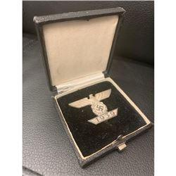 1939 Spange for Iron Cross 1st Class - In Original Box