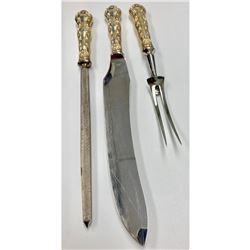 Birks Sterling Silver Cutlery Set