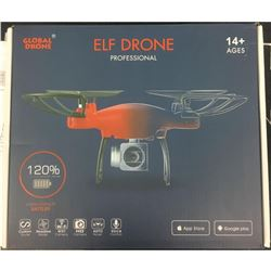 4 Blade Professional Elf Drone With Camera With WiFi