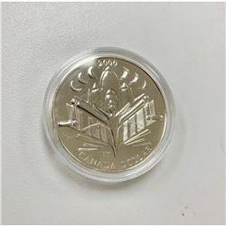 1 Dollar - Elizabeth II Millennium
