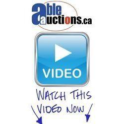 AUCTION PROMO VIDEO APRIL 1st & 2nd @ 7:00PM PDT
