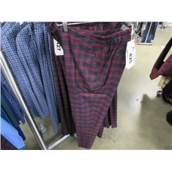 NEW ICHI BEET RED PANTS SIZE 36