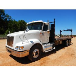 2007 INTERNATIONAL 9400i Flatbed Truck
