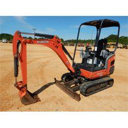 2017 KUBOTA KX018-4 Excavator - Mini