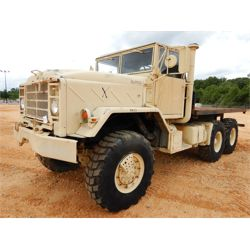 HARSCO  M931A2 Flatbed Truck