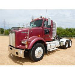 1987 KENWORTH T800 Day Cab Truck