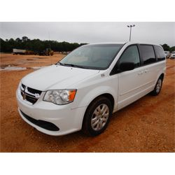2015 DODGE Grand Caravan Passenger Van