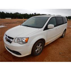 2012 DODGE Grand Caravan Passenger Van