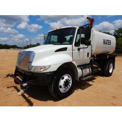 2008 INTERNATIONAL 4300 Water Truck