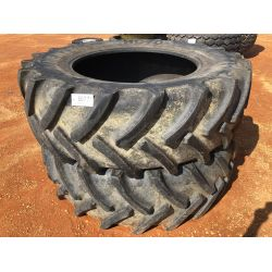 CONTINENTIAL 520/70R38 Tires