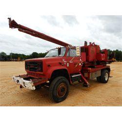 1985 GMC 7000 Drilling Truck