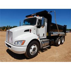 2018 KENWORTH T370 Dump Truck