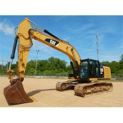 2013 CATERPILLAR 329EL Excavator