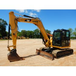 2016 CATERPILLAR 308E2 CR Excavator