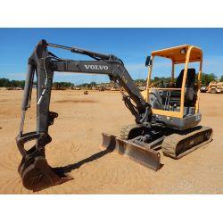 2013 VOLVO ECR38 Excavator - Mini