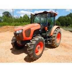 2015 KUBOTA M5-111 Tractor