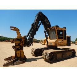 TIGERCAT 845B Feller Buncher