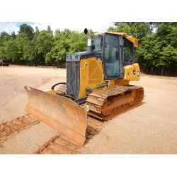 2018 JOHN DEERE 450K LGP Dozer / Crawler Tractor