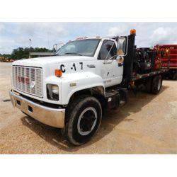 1990 GMC TOPKICK Fuel / Lube Truck