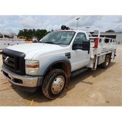 2008 FORD F550 XL Service / Mechanic / Utility Truck