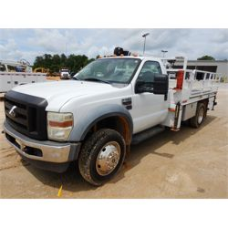 2008 FORD F550 XL Service / Mechanic / Utility Truck
