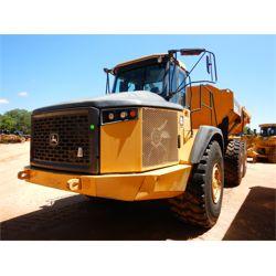 2014 JOHN DEERE 410E Articulated Truck