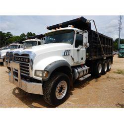 2007 MACK CTP713 Dump Truck
