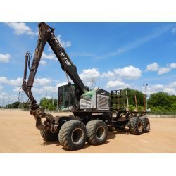 2005 TIMBERPRO TF810F Forwarder