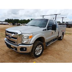 2012 FORD F250 Service / Mechanic / Utility Truck