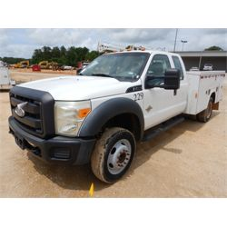 2012 FORD F450 Service / Mechanic / Utility Truck