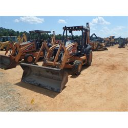 2014 CASE 580N Backhoe