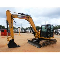 2014 CATERPILLAR 308E2 CR Excavator