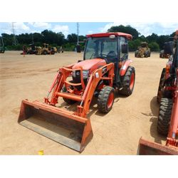 2014 KUBOTA L4060HSTC Tractor