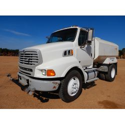 2001 STERLING L8500 Water Truck