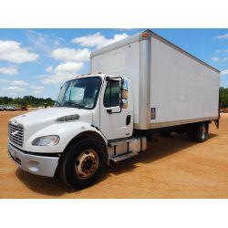 2007 FREIGHTLINER M2 Box Truck / Cargo Van