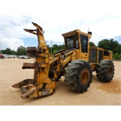 2010 TIGERCAT 724E Feller Buncher