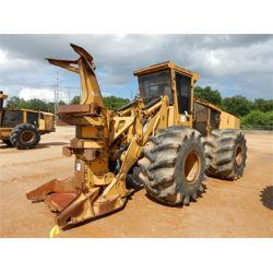TIGERCAT 724D Feller Buncher