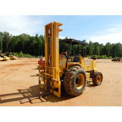 2008 HARLO HP8500 Forklift - Mast