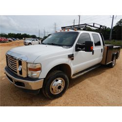 2008 FORD F350 Service / Mechanic / Utility Truck