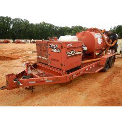 2011 DITCH WITCH FX30 Vacuum Equipment