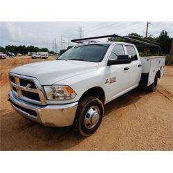 2018 RAM 3500 Service / Mechanic / Utility Truck