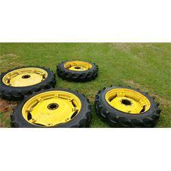 JOHN DEERE Tires and Rims Equipment Part