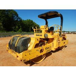 2007 SAKAI SW800 Compaction Equipment