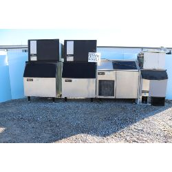 ice machines, A/C window unit w/ heat, Selling Offsite: Located in Tuscumbia, AL