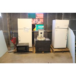 kerosene heater, vacuums, refrigerators, microwave, ice machine, Selling Offsite: Located in Birming