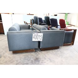misc office chairs, sofa, love seat, Selling Offsite: Located in Alexander City, AL