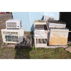 A/C window units, Selling Offsite: Located in Alexander City, AL