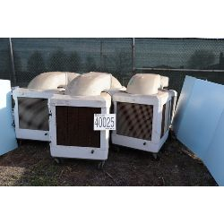 evaporation cooling fans, Selling Offsite: Located in Alexander City, AL