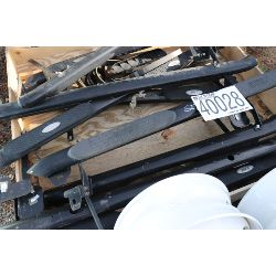 stepbars (from Ford Explorers), bedslide, rims, Selling Offsite: Located in Alexander City, AL